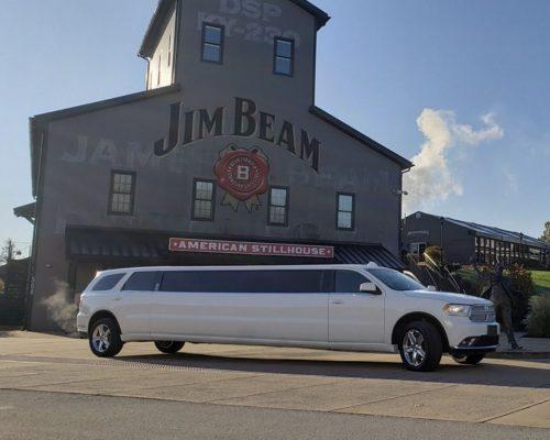 Limo - Dodge Citadel @ Jim Beam  - 14 Passenger