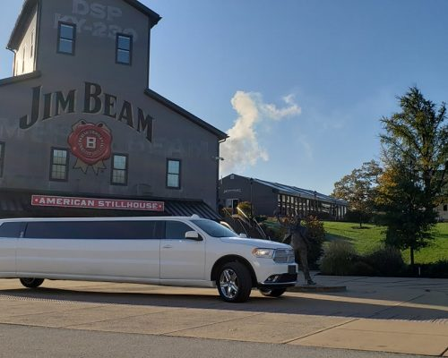 JACO 54 Jim Beam Stillhouse main Limo